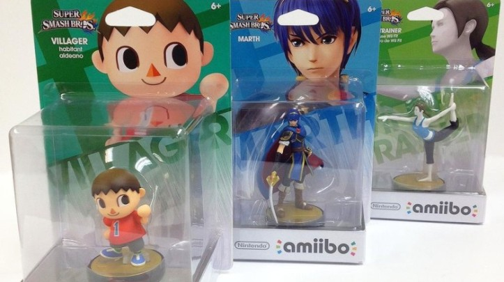 The Amiibos that drive many Amiibo collectors mad.