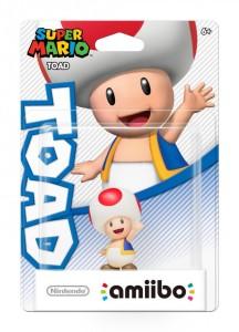 Toad Amiibo