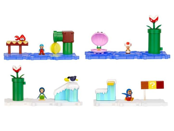 Mario Micro Land Playsets - Wave Two