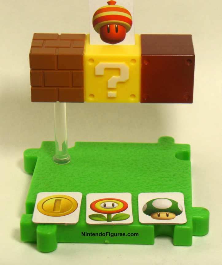 Block Tile with Power-Ups - Acorn Plains