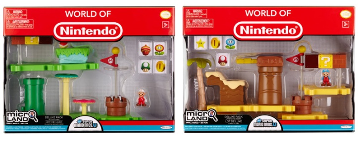 Micro Land Deluxe Playset