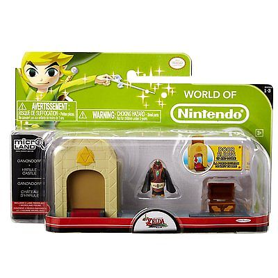 Zelda is the newest in the Micro Land line and seems to be hard to find and a little under the radar too.