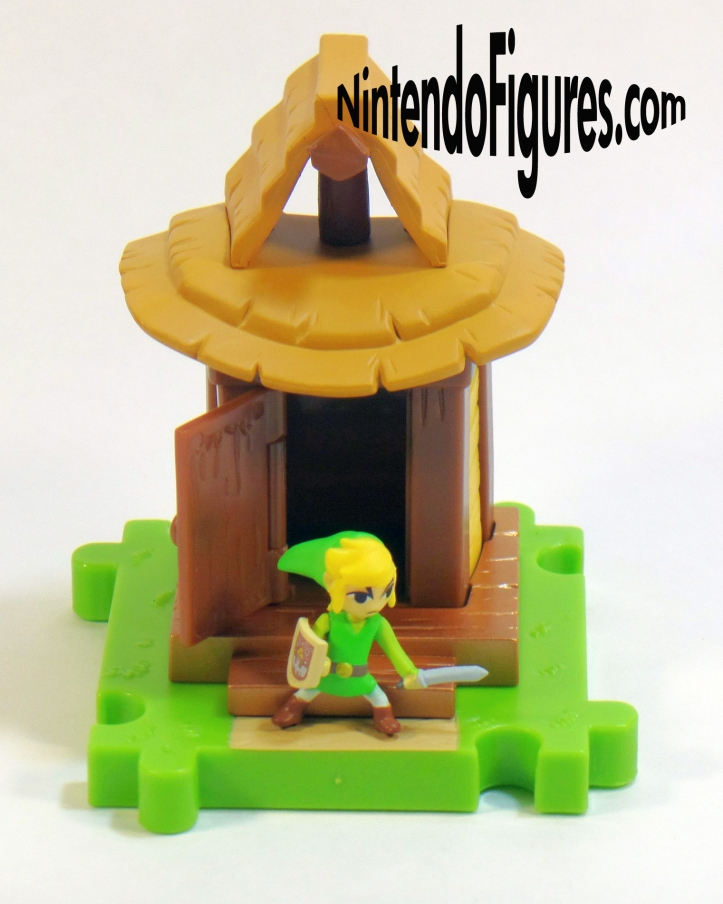 Wind Waker Micro Land House Tile