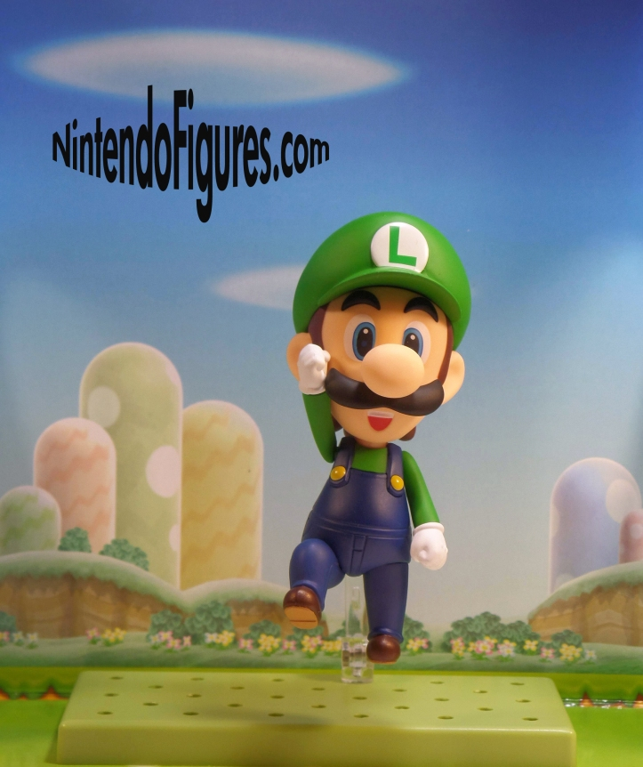 Luigi Jumping Nendoroid