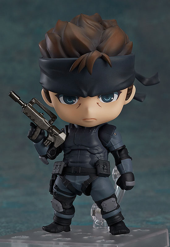 Solid Snake Metal Gear Solid Nendoroid