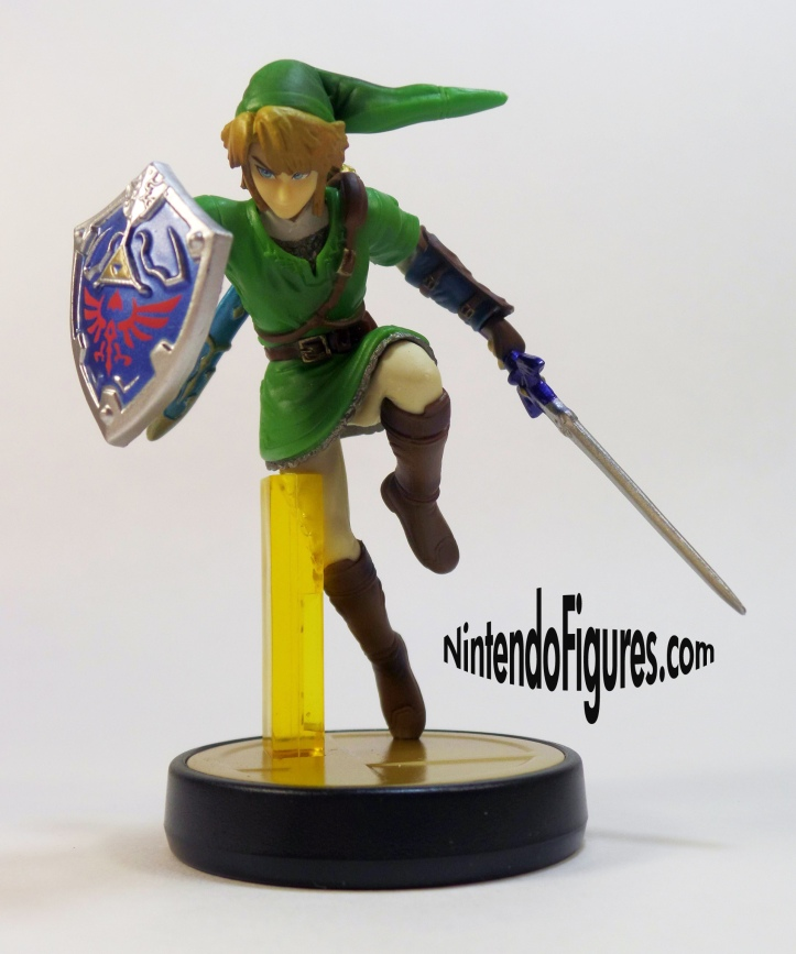 Link Amiibo Best View