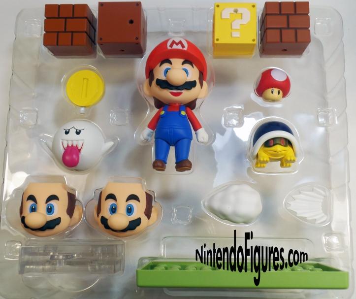 Mario Nendoroid Accessories 1