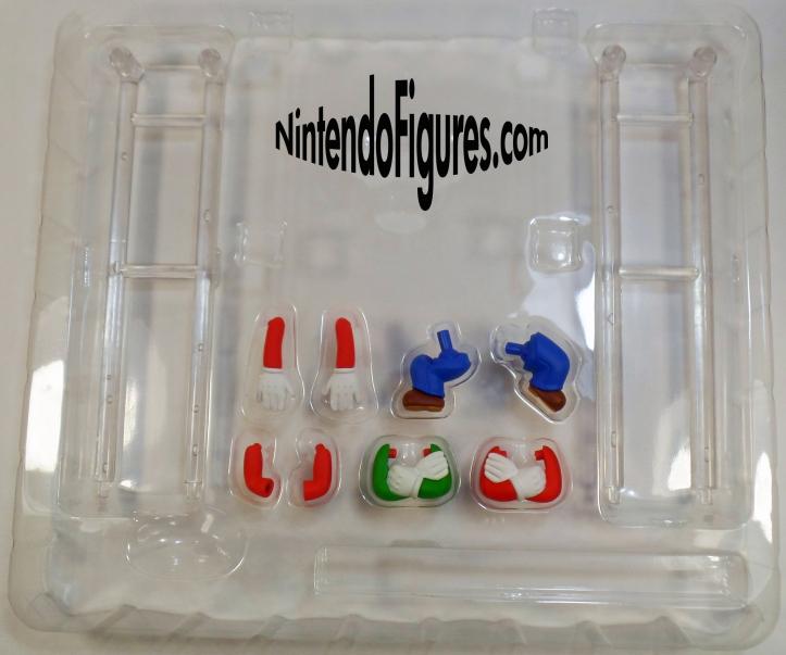Mario Nendoroid Accessories 2