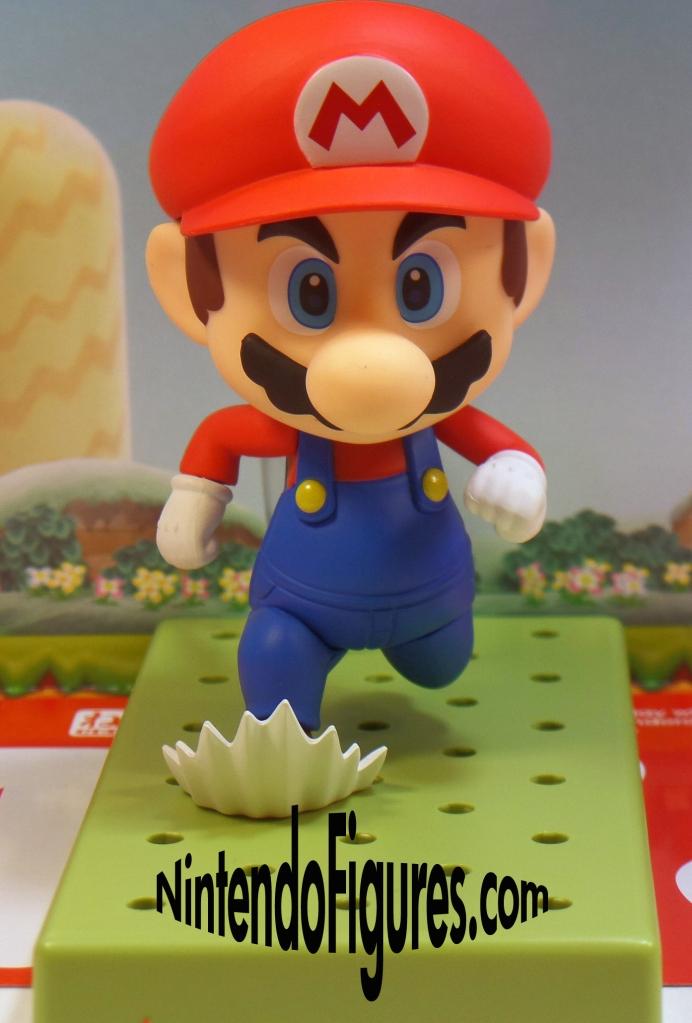 Mario Nendoroid Running