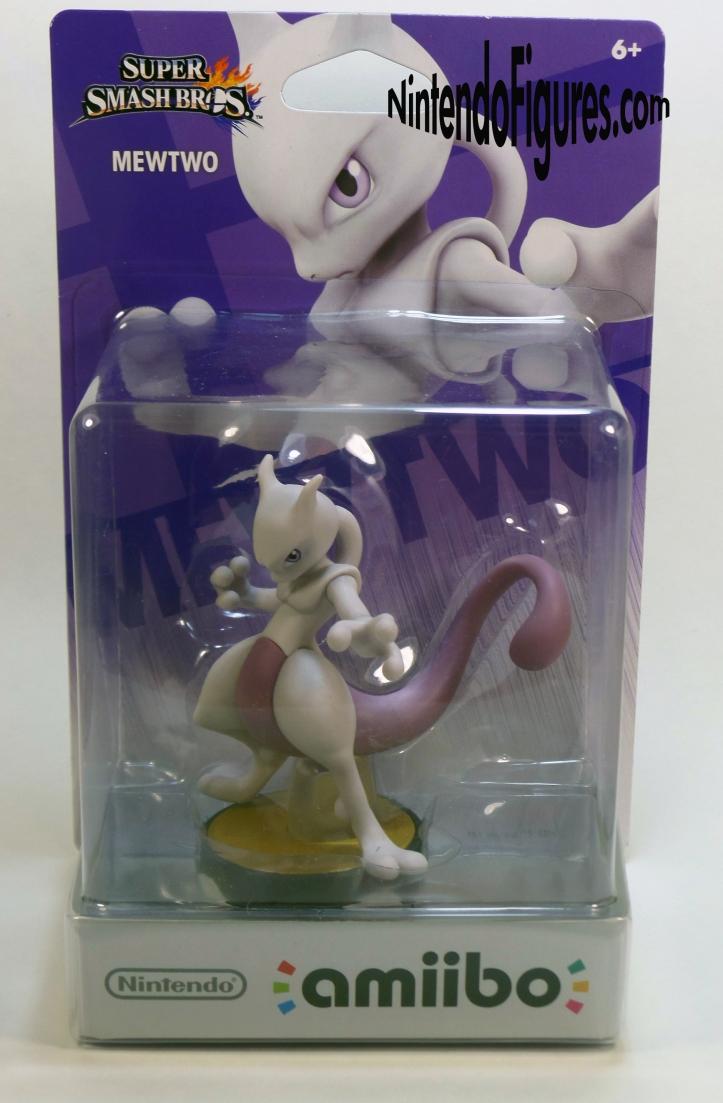 Mewtwo Amiibo Package