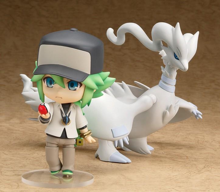 Reshiram N Nendoroid Figure