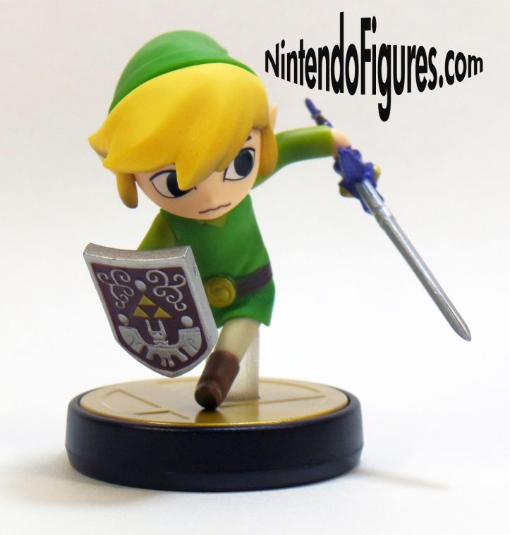 Toon Link Amiibo Front