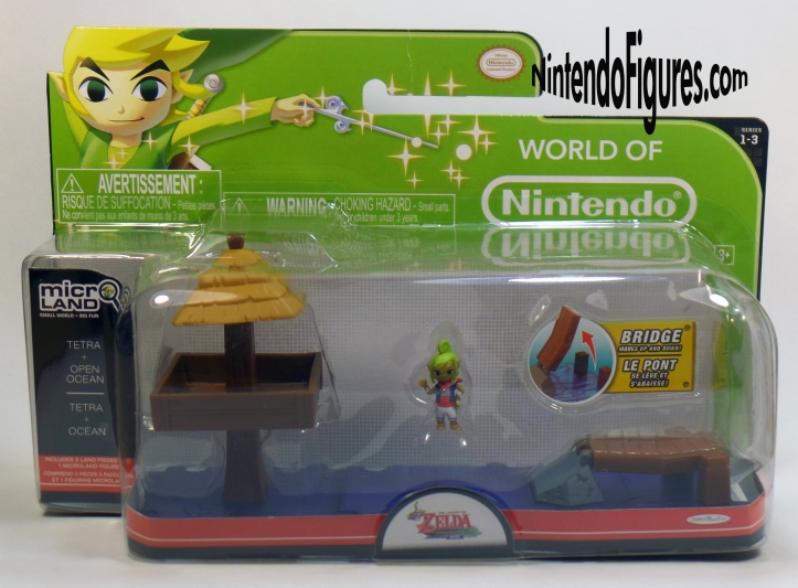 Wind Waker Open Ocean Playset Box