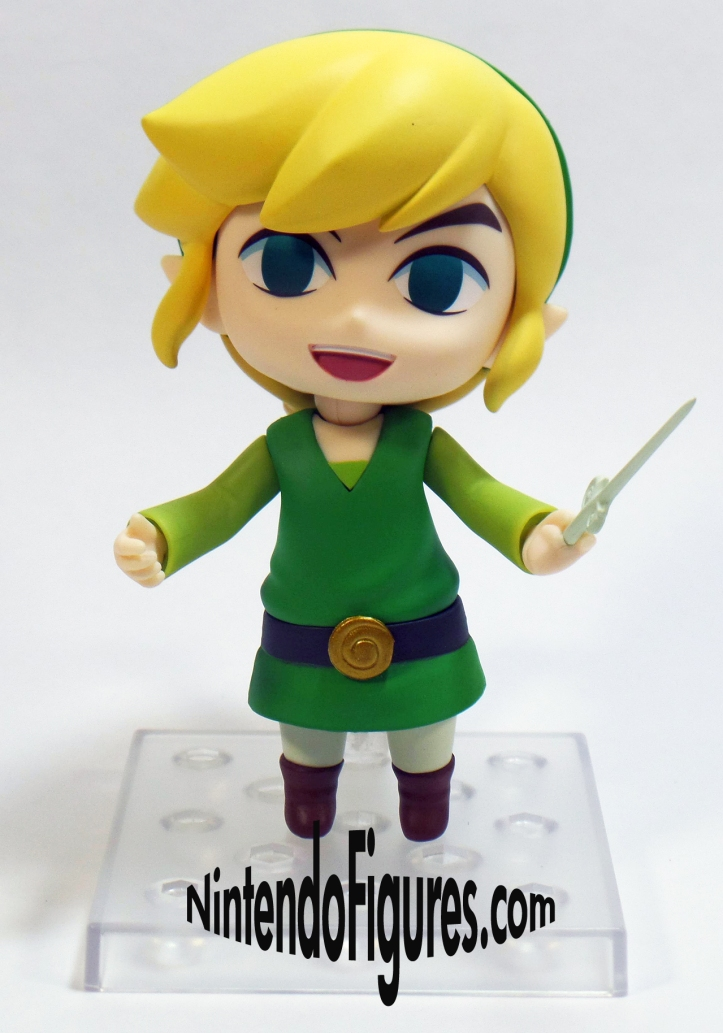 Link Holding Wind Waker Nendoroid