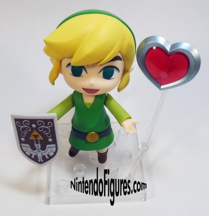 Link Wind Waker Nendoroid Heart