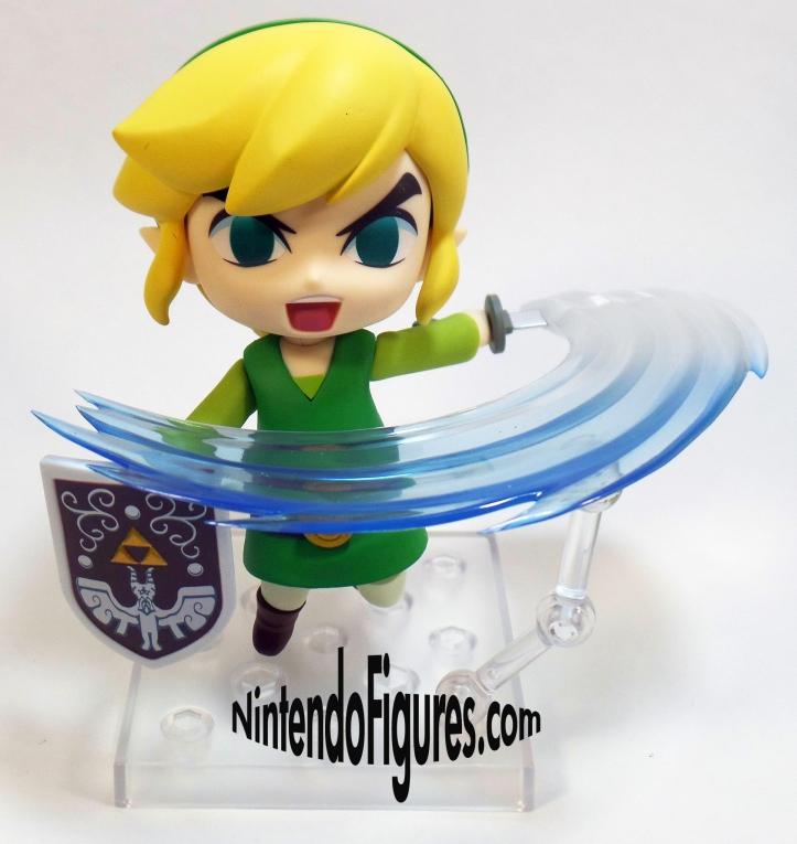 Link Wind Waker Nendoroid Spin Slash