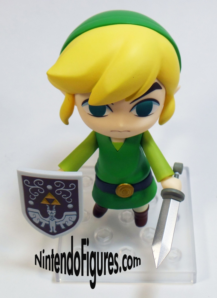 Link Wind Waker Nendoroid Sword Damage