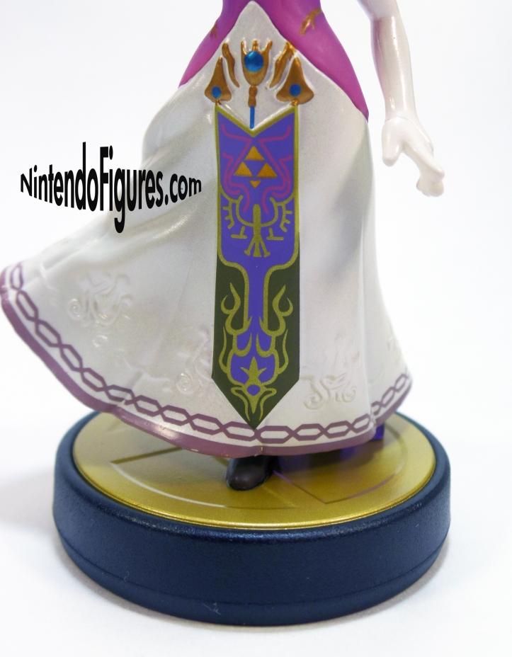 Princess Zelda Amiibo Front Detail