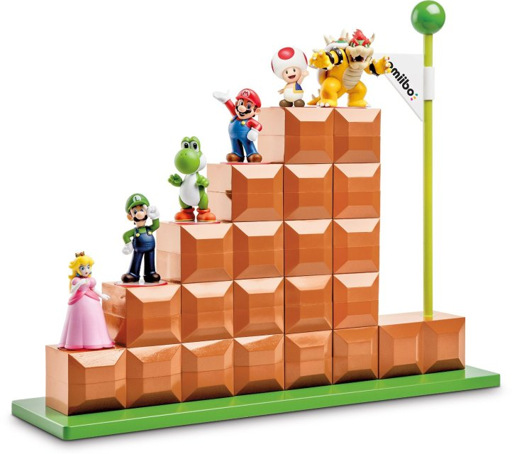 Amiibo Display Stand