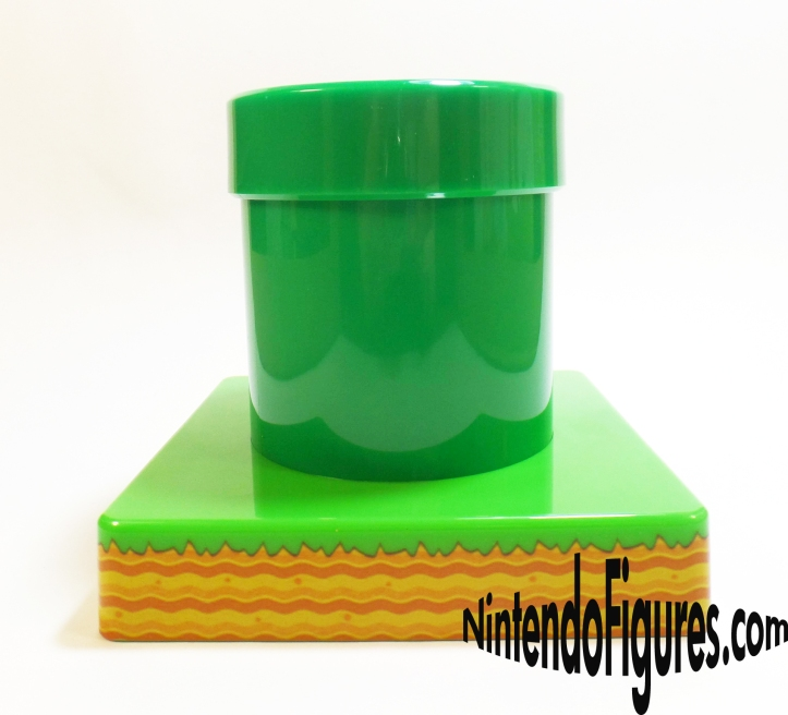 Amiibo Warp Pipe Stand Front
