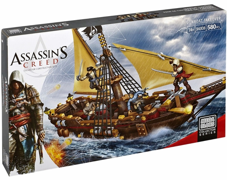 Assassin's Creed Mega Blok Set
