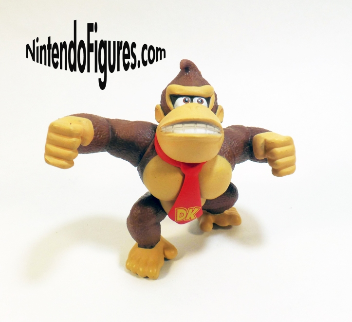 Donkey Kong World of Nintendo Figure Pose 1