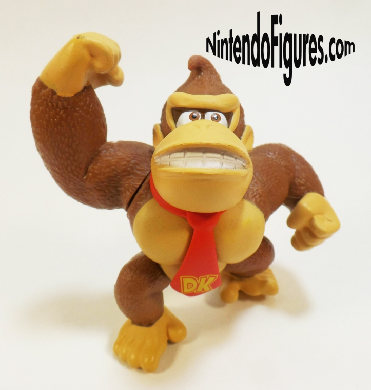 Donkey Kong World of Nintendo Figure Pose 2