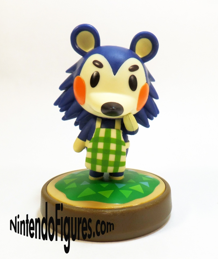 Mabel Animal Crossing Amiibo Front