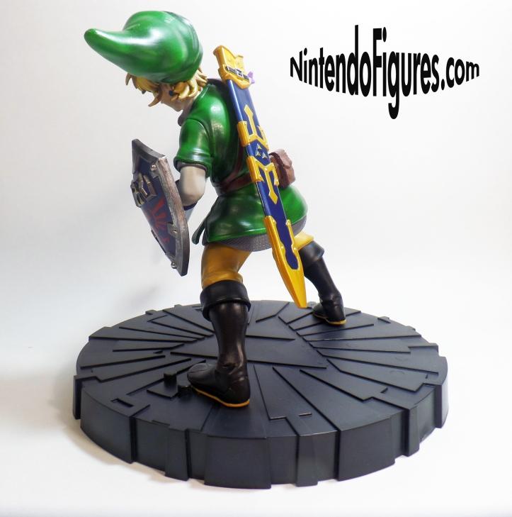 Zelda Skyward Sword Statue Angle 1