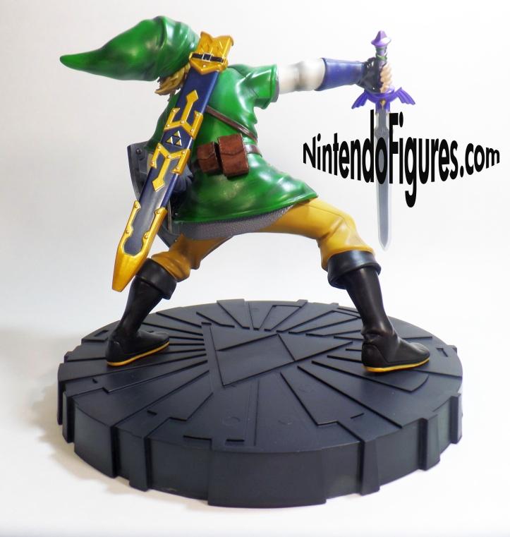 Zelda Skyward Sword Statue Angle 2