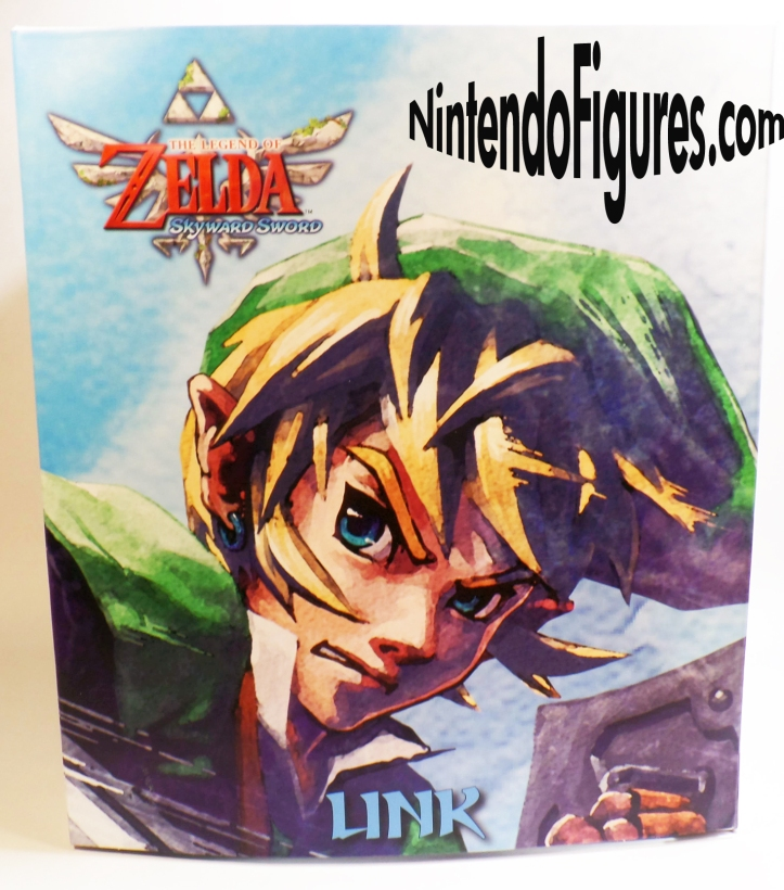 Zelda Skyward Sword Statue Box