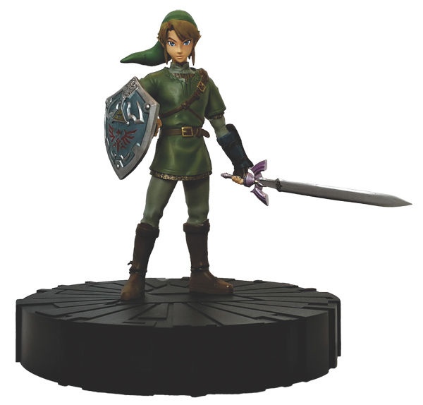 Zelda Twilight Princess Link Dark Horse Comics Statue