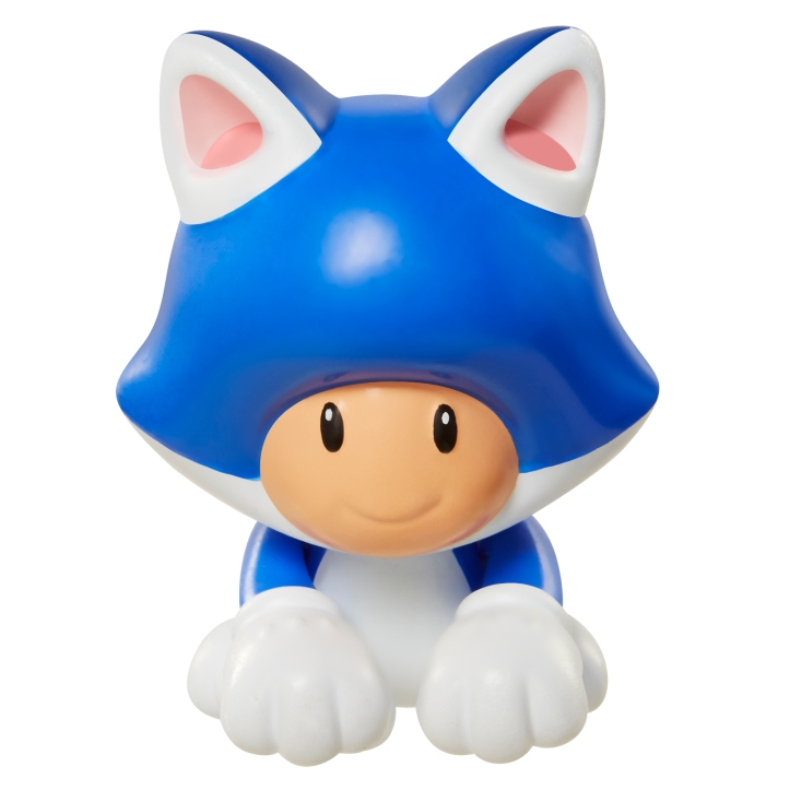 Cat Toad World of Nintendo Figure