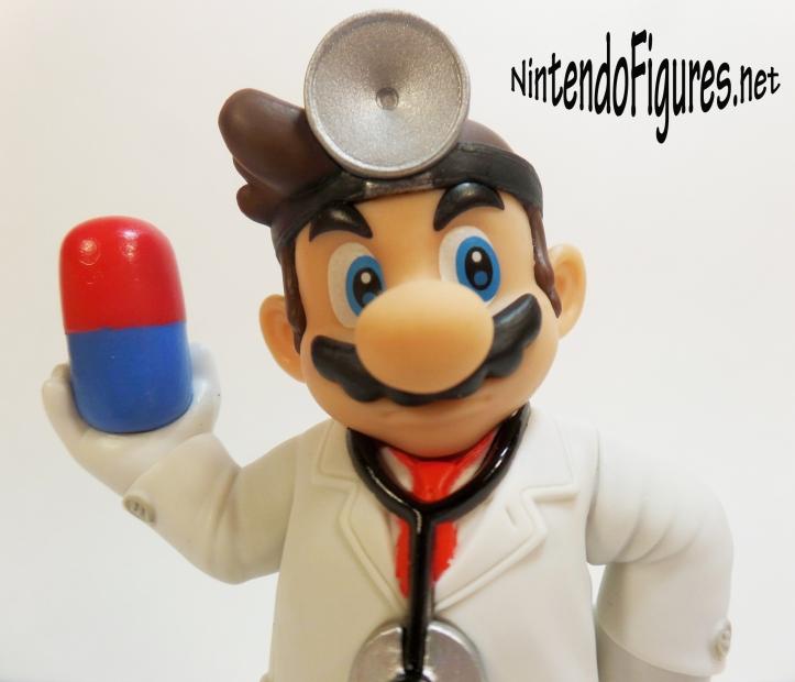 Dr Mario Amiibo Face