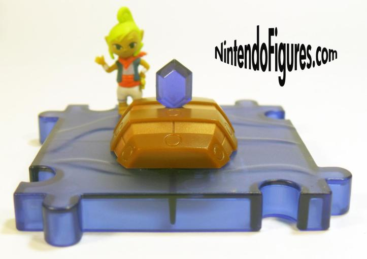 KING OF RED LIONS DELUXE PLAYSET MICRO LAND WORLD OF NINTENDO RUPEE BARREL_crop