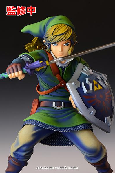 Legend of Zelda Skyward Sword Max Factory Figure
