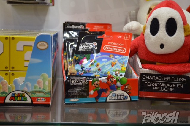 Micro Land New Super Mario Bros. U Blind Bags