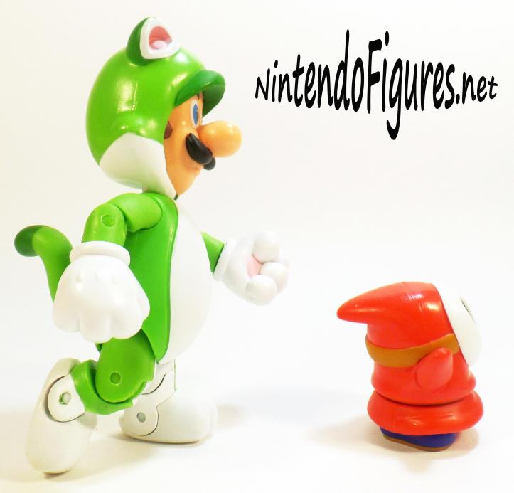 WORLD OF NINTENDO SHY GUY FIGURE AND CAT LUIGI_crop