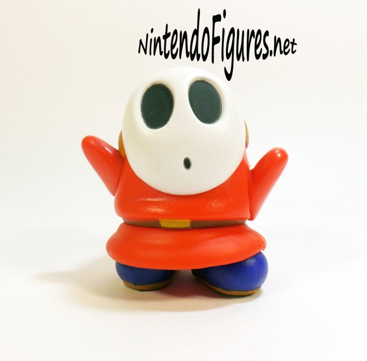 World of Nintendo Shy Guy Figure Pose 1
