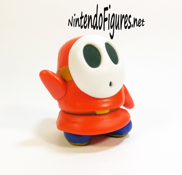 World of Nintendo Shy Guy Figure Pose 2