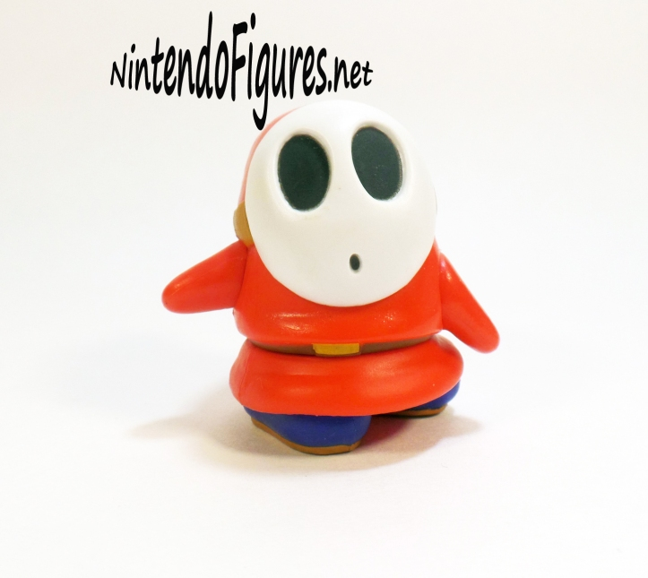 World of Nintendo Shy Guy Figure Pose 3