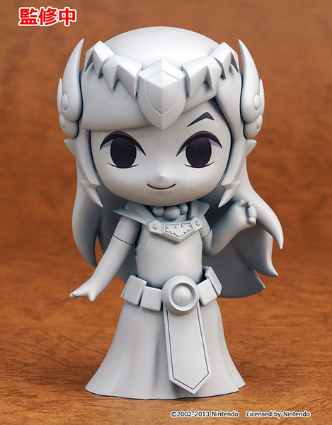 Zelda Wind Waker Nendoroid