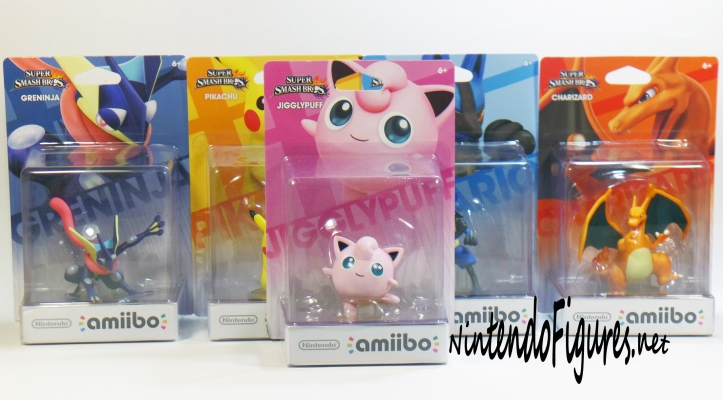 All Pokemon Amiibo