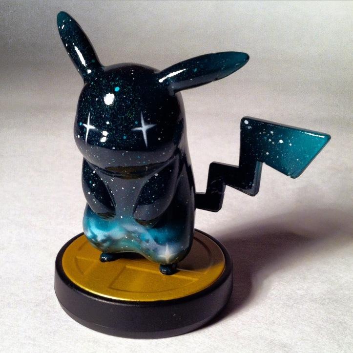 Evilos Custom Amiibo