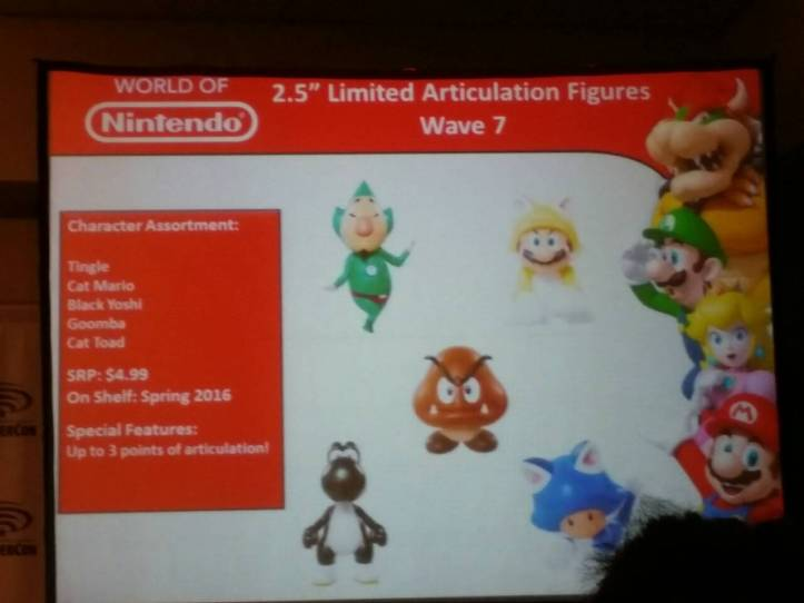 World of Nintendo 2 Inch Figure Wave 7