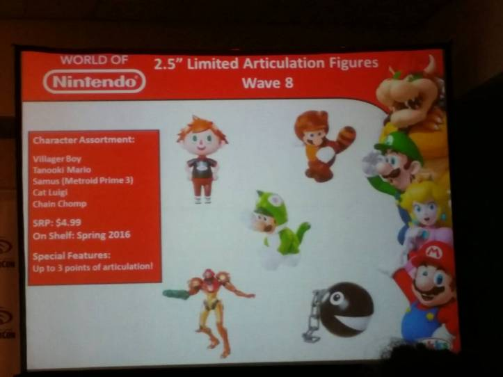 World of Nintendo 2 Inch Figure Wave 8