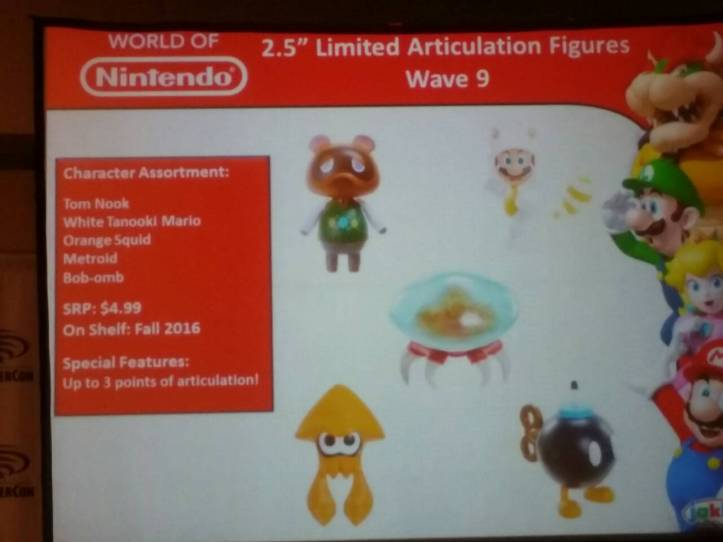 World of Nintendo 2 Inch Figure Wave 9