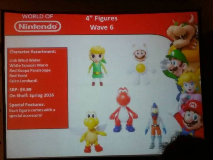 World of Nintendo 4 Inch Figure Wave 6
