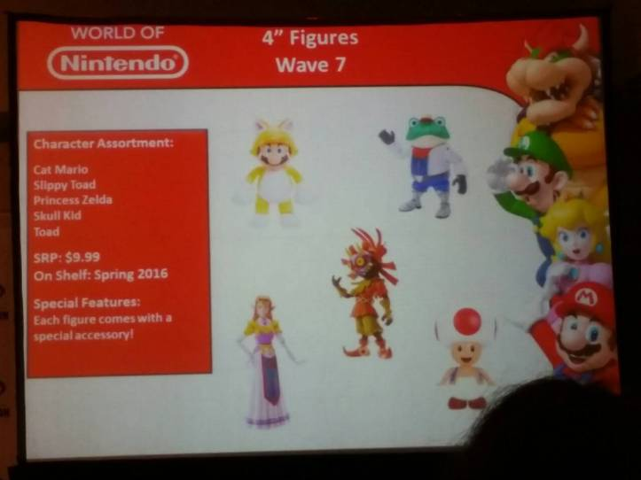 World of Nintendo 4 Inch Figure Wave 7