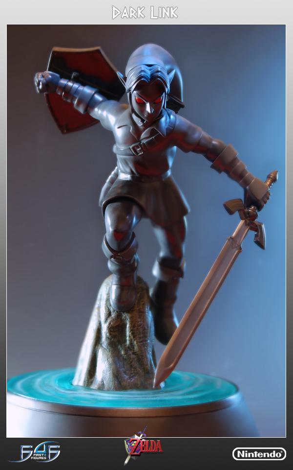 Dark Link Statue